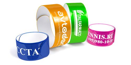Светоотражающие Slap браслеты с логотипом