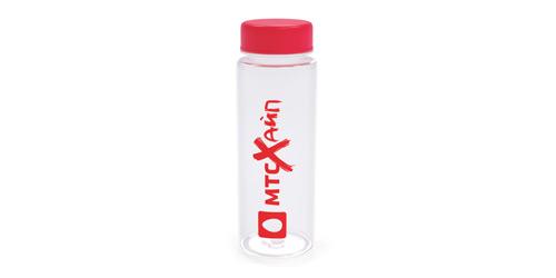 Спортивная бутылка с логотипом